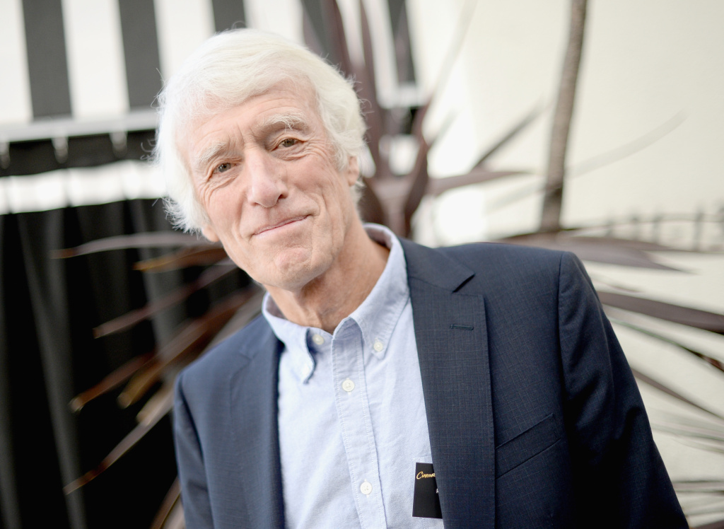Cinematographer Roger Deakins attends the 88th Annual Academy Awards nominee luncheon on February 8, 2016 in Beverly Hills, California.