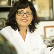 Dr. Smita Bhatia, founder of the Cancer Survivorship Clinic at City of Hope Hospital
