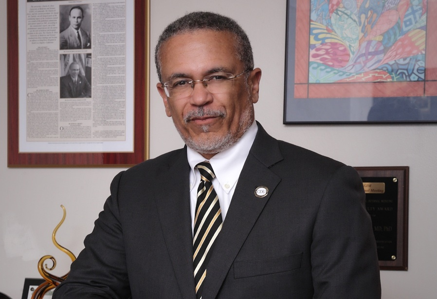 Dr. David Carlisle has been so busy keeping the South L.A.'s Charles Drew University financially and academically stable since his tenure began in July 2011 that he hasn't had time for an inauguration ceremony.