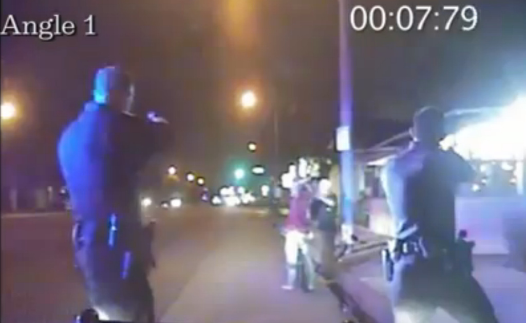 Video was released to news outlets showing Gardena police shooting an unarmed man in 2013.