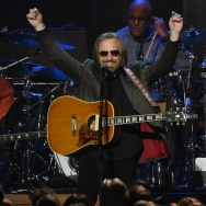 Tom Petty performs during the 2017 MusiCares Person of the Year, honouring Tom Petty, in Los Angeles, California on February 10, 2017.