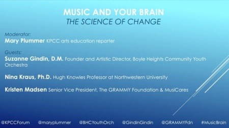 Music and your brain – the science of change