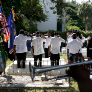 Florida Community Commemorates Veterans Day