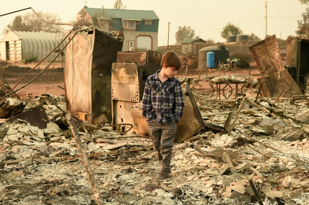 Calif  Authorities Raise Wildfire Death Toll To 80, Lower