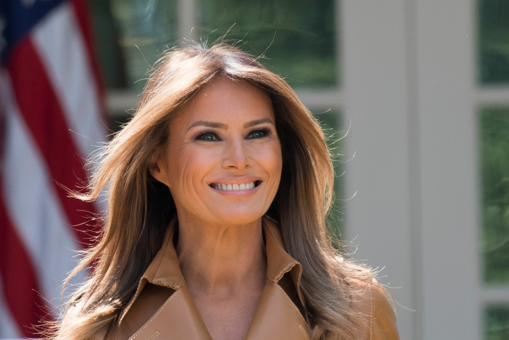 First Lady Melania Trump is at Walter Reed National Military Medical Center and will likely remain there for the rest of the week, according to her spokeswoman.