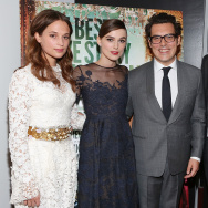 """Anna Karenina"" New York Premiere"