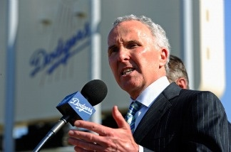 Frank McCourt has lost control of the Dodgers franchise as Bud Selig and the Major League Baseball association has seized ownership.