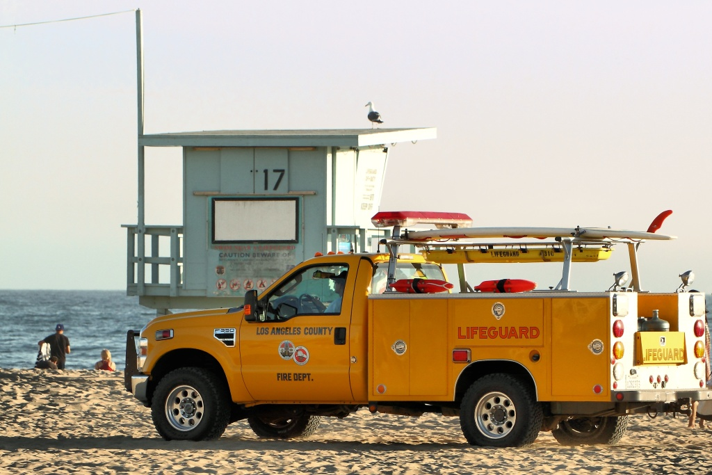 Strong rip currents made it a busy weekend for lifeguards. Dozens of swimmers had to be rescued at Southern California beaches because of high surf and rip currents.