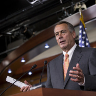 Budget Battle Boehner