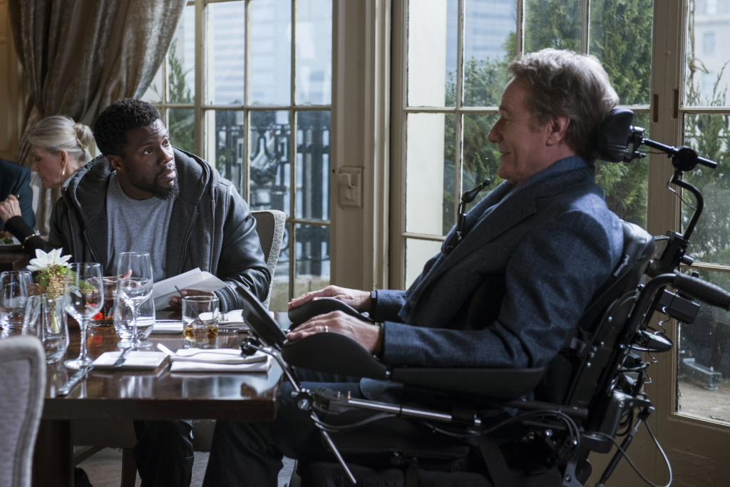 Kevin Hart and Bryan Cranston star in STX Entertainment's