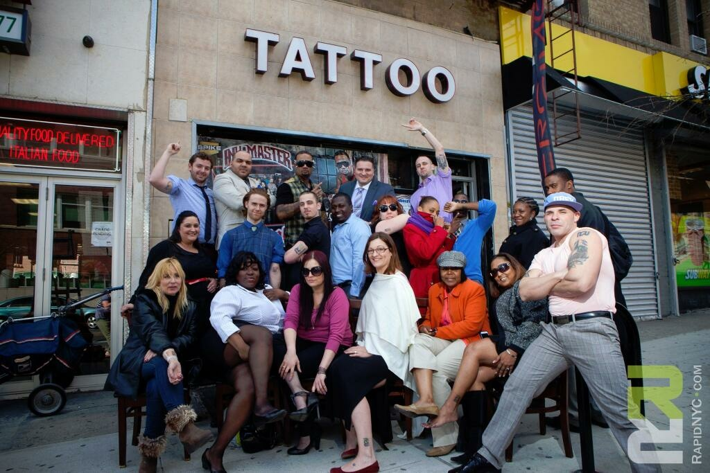 Rapid Reality's staff are freshly inked -- would you get a tattoo if it came with a big raise?