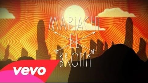 Mariachi El Bronx - New Beat (Lyric Video)