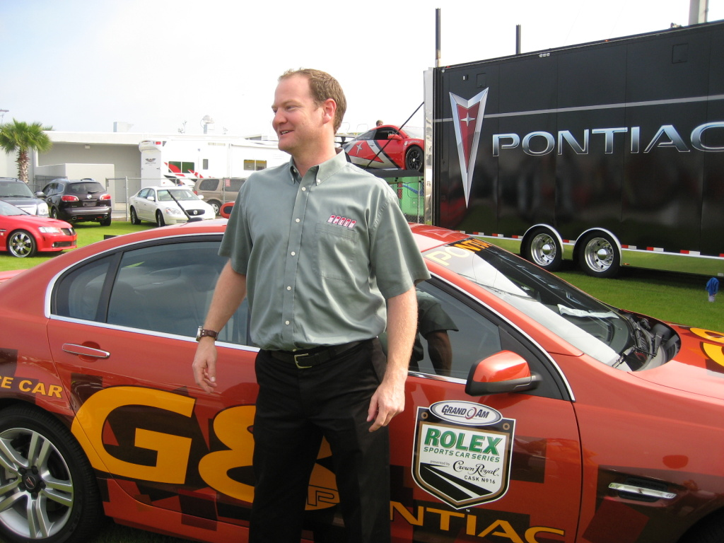 Tommy Kendall in 2008