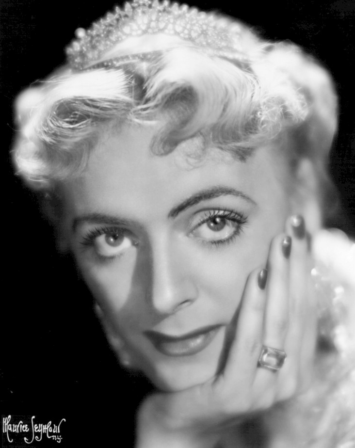 Pioneering transsexual Christine Jorgensen in 1954