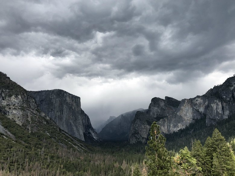 Yosemite National Park is reopening with several restrictions. About half of the average June visitors will be allowed in, and they must make an online reservation in advance.