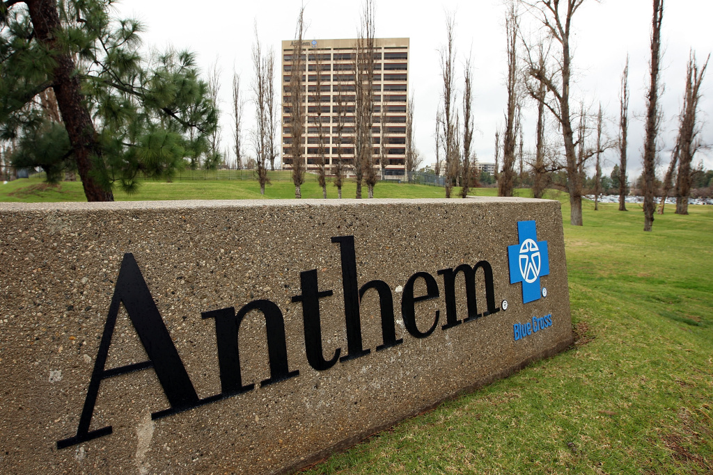 The Anthem Blue Cross headquarters is seen after the health insurer began informing its individual policyholders of rate hikes up to 39 percent to take effect at the beginning of March, on February 9, 2010 in Woodland Hills, California. Anthem Blue Cross, which has the highest number of individual customers in California, raised rates by as much as 68 percent in 2009. Health insurance companies in California can legally raise their rates at any time by as much and as they want.