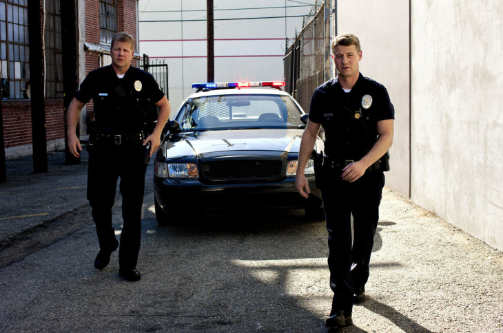 Michael Cudlitz and Ben McKenzie star in the show