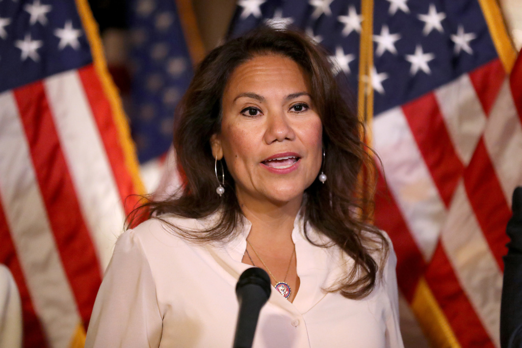 Rep. Veronica Escobar, (D-Texas) will deliver the Democrats' Spanish-language response to President Trump's State of the Union address.