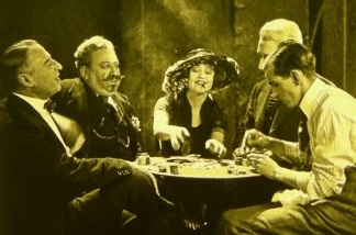 "A movie still from ""The White Shadow"" released by the National Film Preservation Foundation. The New Zealand Film Archive and the National Film Preservation Foundation announced the discovery of the 1923 film, thought to be the earliest surviving feature by Alfred Hitchcock."