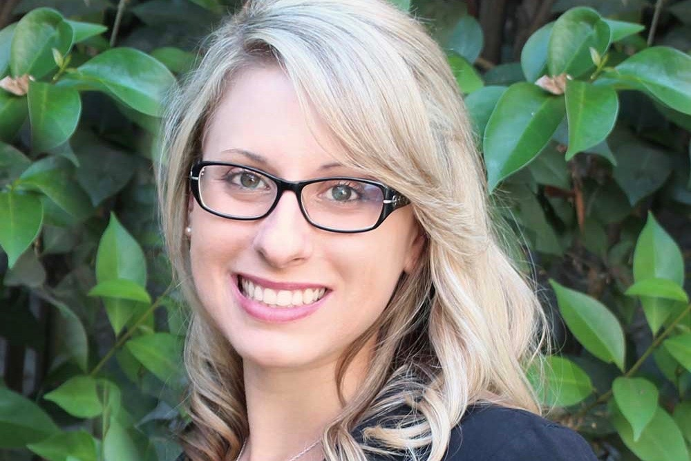 Katie Hill, executive director of the homeless services provider PATH, is facing Steve Knight for a seat in congress.