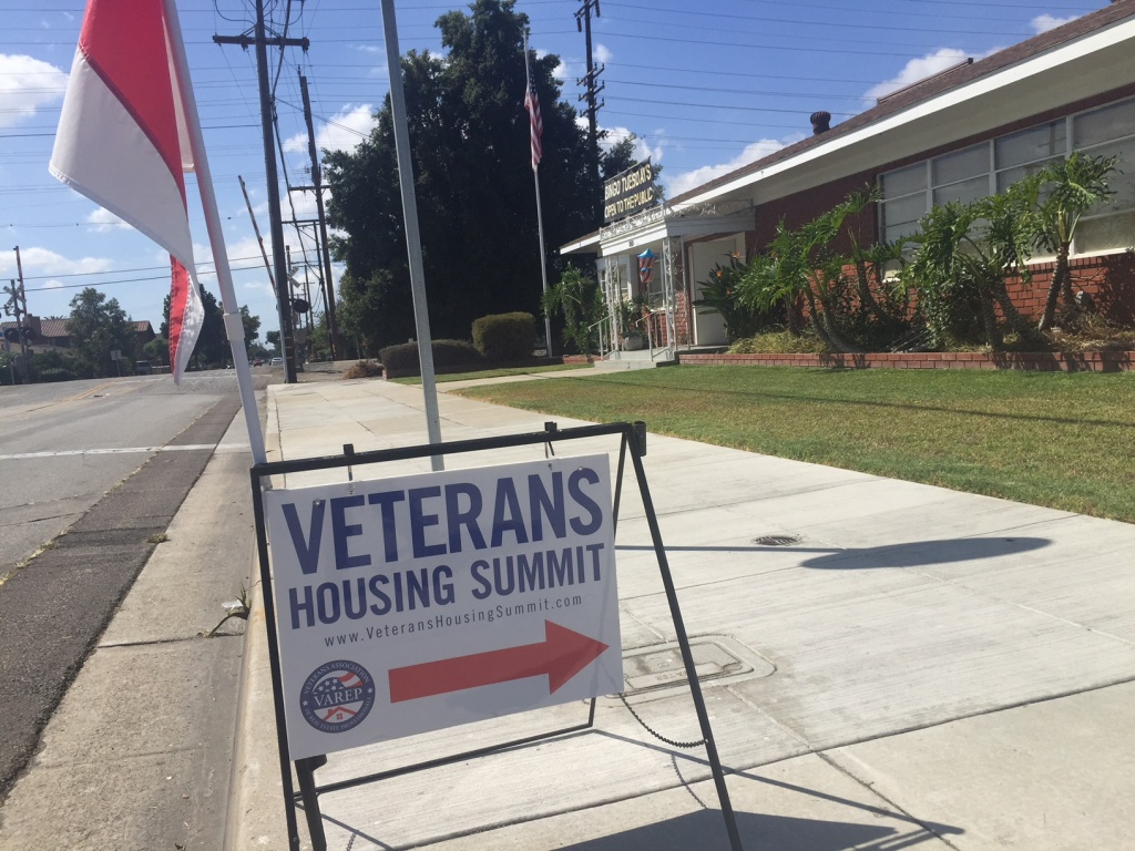 The Veterans Association of Real Estate Professionals held an informational seminar on VA home loans in Downey in September.