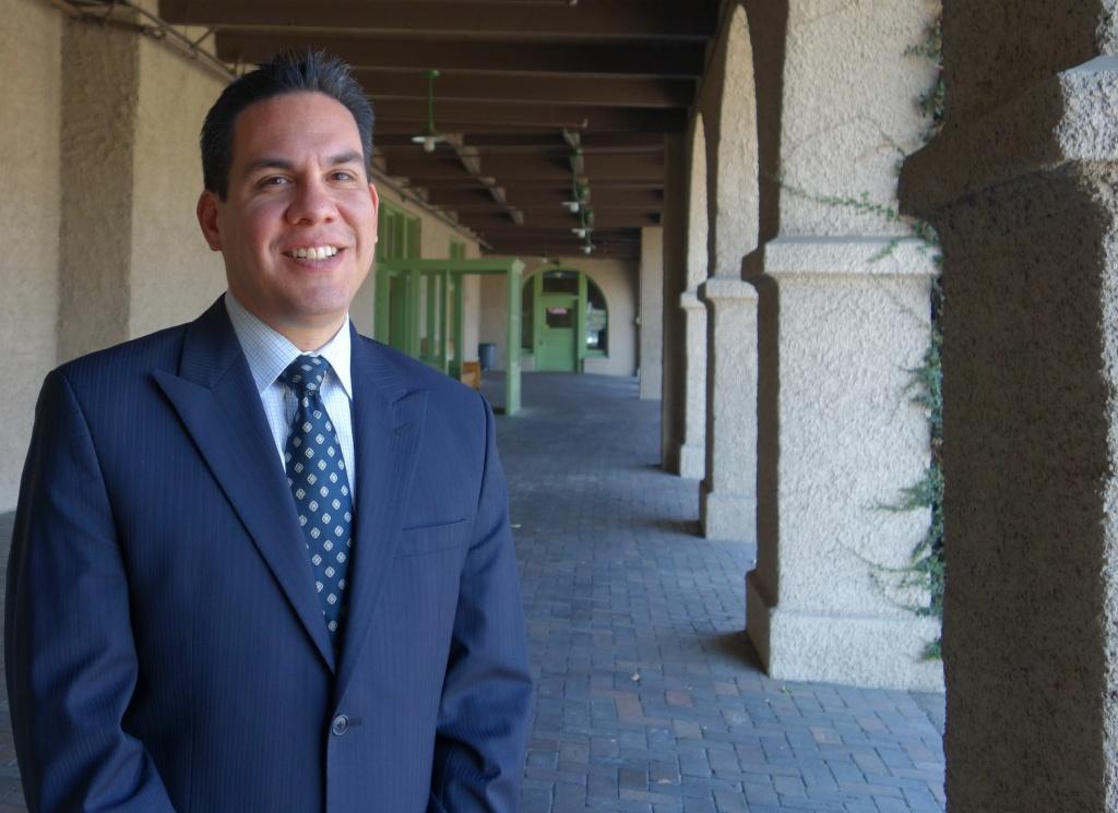 Congressman Pete Aguilar, who represents the community of San Bernardino.