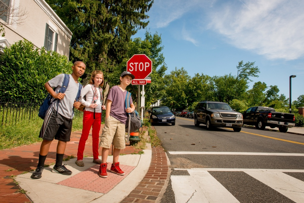 Teen pedestrian fatalities are on the rise, in part due to a rise in distracted walking, according to Safe Kids Worldwide