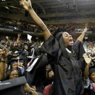 Temple University Holds 2003 Commencement