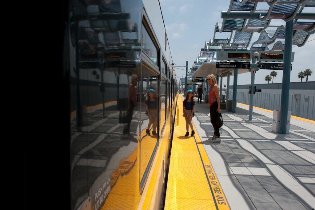 Metro rail lines in Los Angeles, coupled with the development of housing along transit corridors, could make the city a more affordable place to work, according to a recent report from the Los Angeles Business Council.