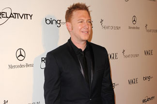 Founder of Relativity Media Ryan Kavanaugh arrives at the 2011 Art Of Elysium 'Heaven' Gala held at the California Science Center on January 15, 2011 in Los Angeles, California.
