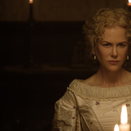 "Actor Nicole Kidman in Sofia Coppola's ""The Beguiled."""
