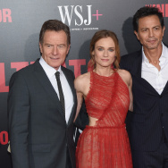 "Bryan Cranston, Diane Kruger, Benjamin Bratt, and John Leguizamo attends the ""The Infiltrator"" New York premiere at AMC Loews Lincoln Square 13 theater on July 11, 2016 in New York City."