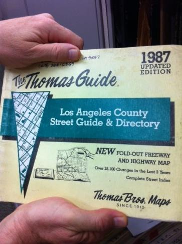 Thomas Guide