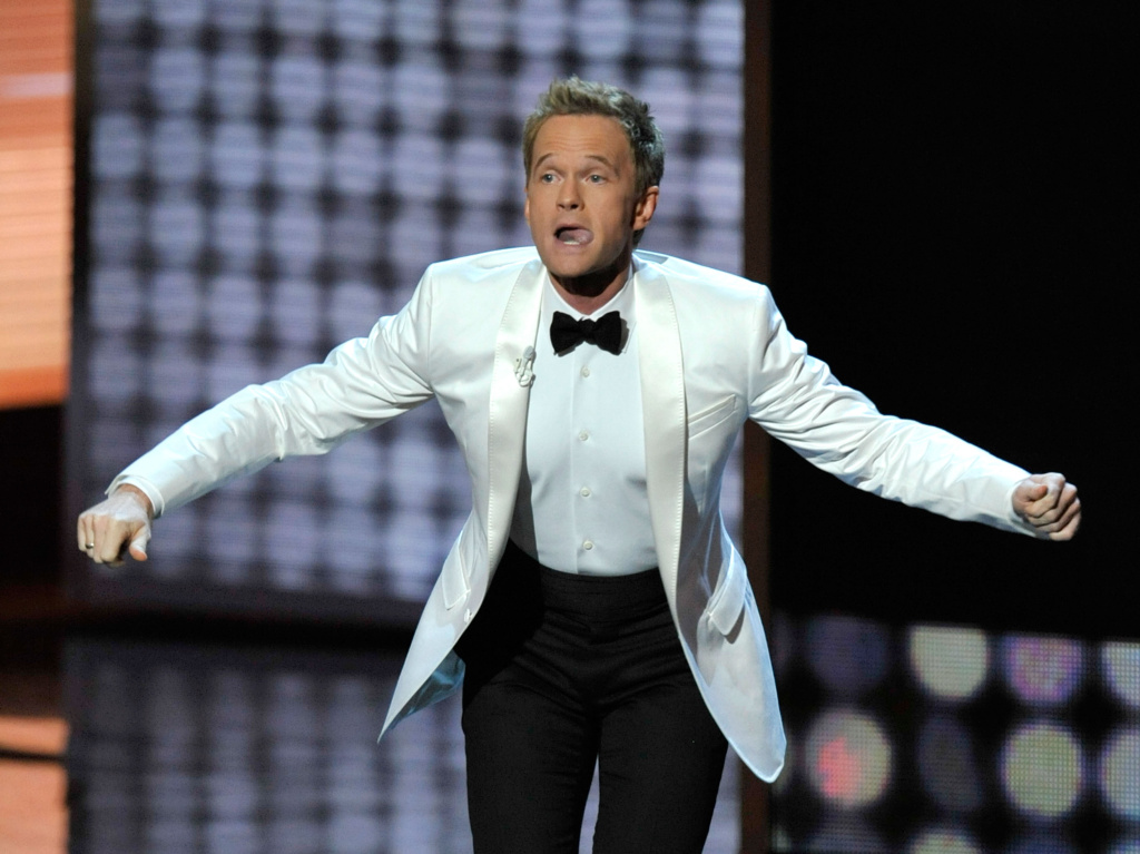 Host Neil Patrick Harris onstage during the 61st Primetime Emmy Awards held at the Nokia Theatre on Sept. 20, 2009 in Los Angeles.