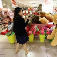 Singapore Celebrates Valentine's Day