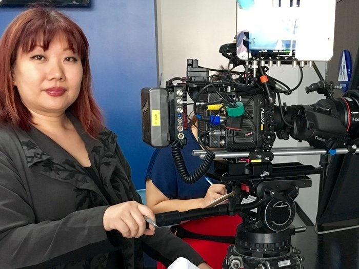 NaRhee Ahn directed the new web film that was inspired by the