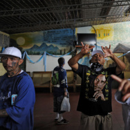Mara Salvatrucha gang members remain at