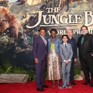 "The World Premiere of Disney's ""THE JUNGLE BOOK"""
