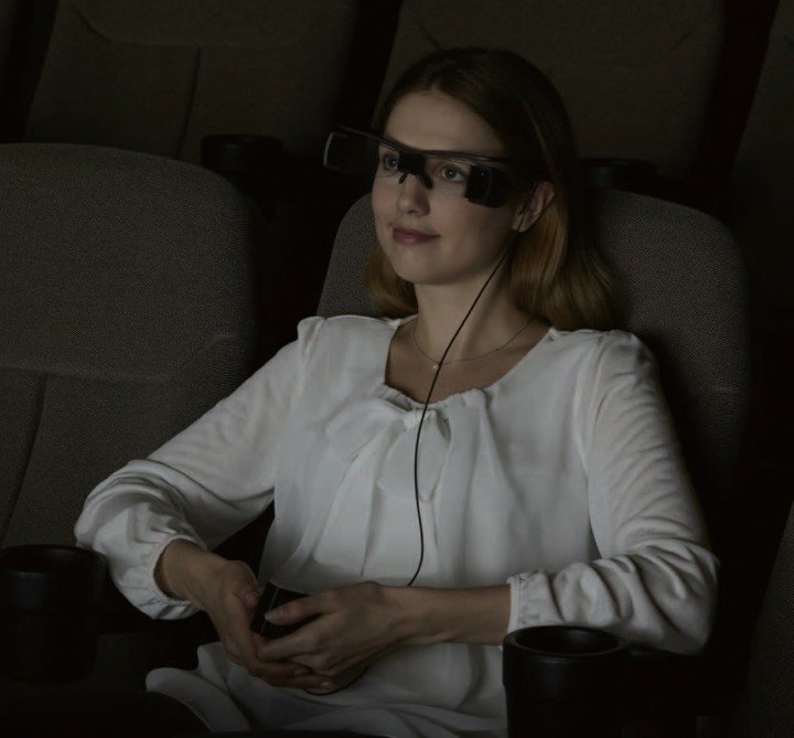 Regal Entertainment invested $10-million in the glasses developed by Sony. 6,000 Regal Edwards Cinema theaters will be equipped by them across the country by the end of May.