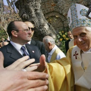 Pope Benedict Visits Turkey ? Day Two