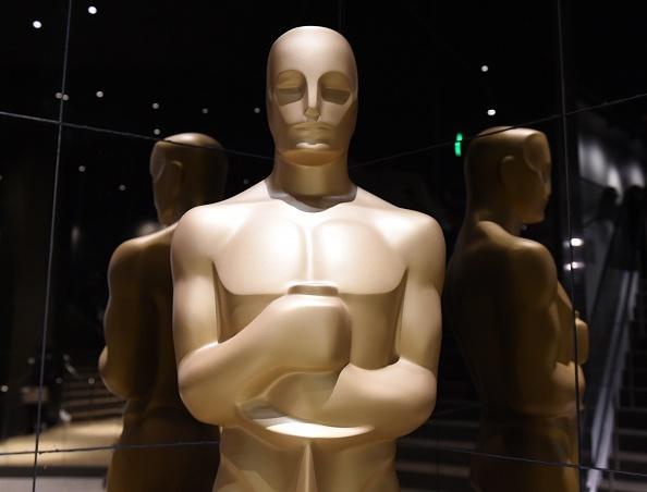 Photo: Oscar statue