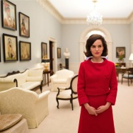 "Natalie Portman stars as Jackie O. in the new film, ""Jackie."""