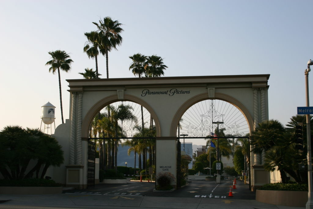 Paramount Studios, Hollywood Chris Brown/Wikimedia Commons
