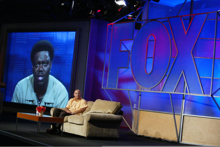 FOX 2002 Summer TCA Tour - 7/21/02