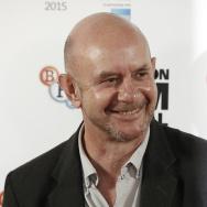 """Brooklyn"" screenwriter Nick Hornby at the BFI London Film Festival."