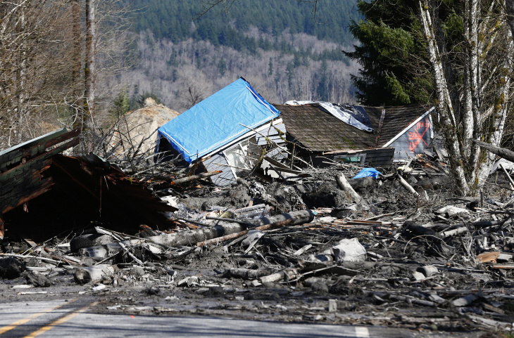 Major Washington State Mudslide Devastates Community