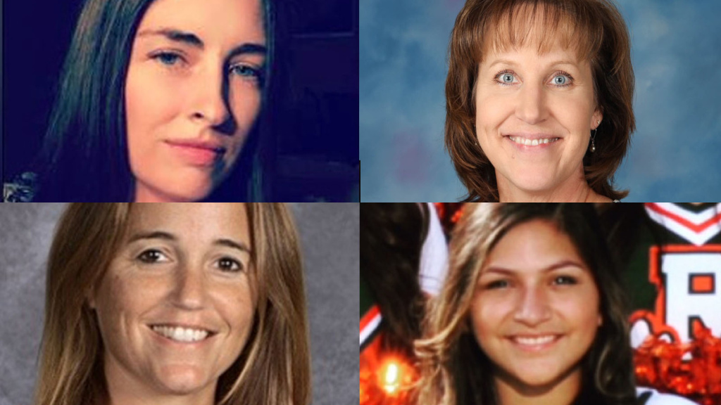 Las Vegas shooting victims montage
