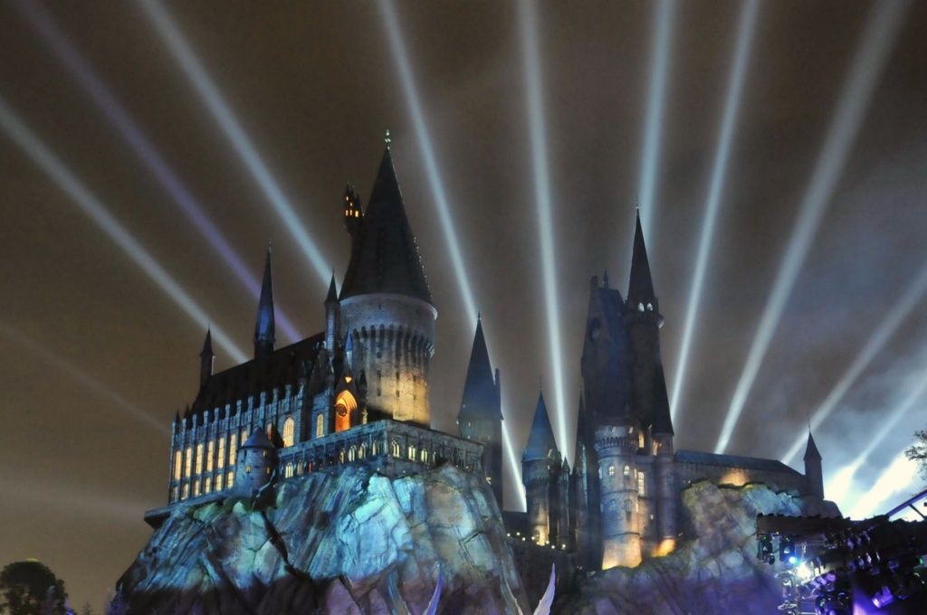 The Wizarding World of Harry Potter kicked off its grand opening celebration on June 16, 2010 in Orlando, Florida.