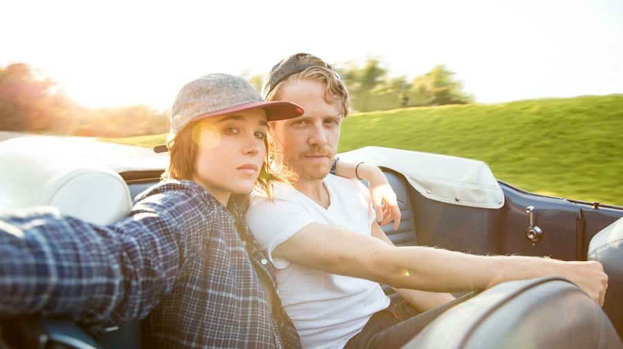 Ellen Page and Ian Daniel co-host the new Viceland television show