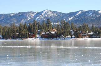 Big Bear Lake.